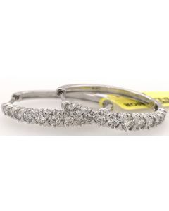 14K WHITE GOLD DIA-1.50CT WEIGHT:- 6.00GR