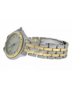 Ladies Cartier Panthere Cougar 119000R Quartz 26MM Steel 18K Gold Date Watch