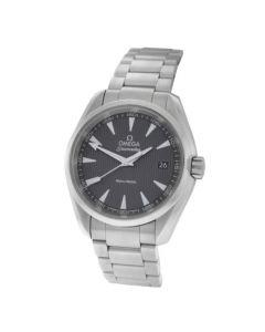 Mens Omega Seamaster Aqua Terra 231.10.39.60.06.001 Quartz Steel 38MM Watch