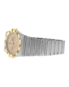 Men's Unisex Omega Constellation 396.1070 Steel 32MM Quartz Day Date Watch