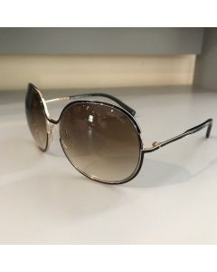 New Tom Ford TF 118 01F Alexandra Sunglasses