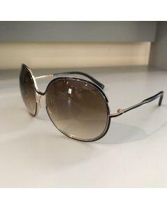 New Tom Ford TF 118 01F Alexandra Sunglasses