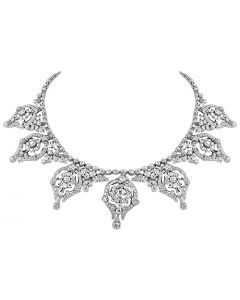BOUCHERON VICTORIAN DIAMOND NECKLACE/TIARA