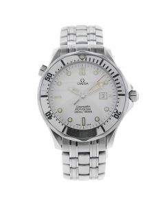 Men's Omega Seamaster Professional Stainless Steel 42mm Watch